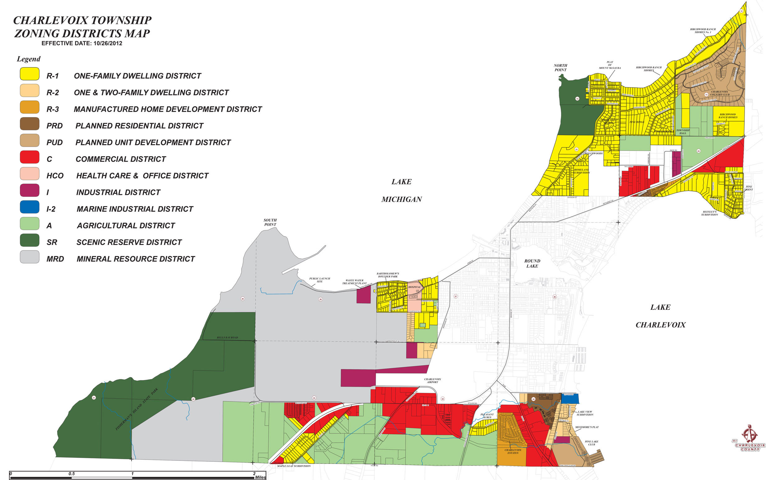 charlevoix-township-zoning-ordinances