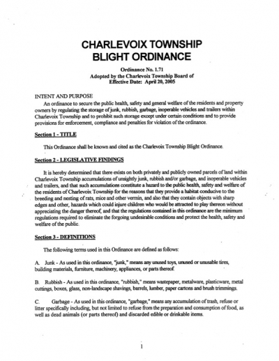 charlevoix_twp_blight_ordinance_effective_042005-1-dragged