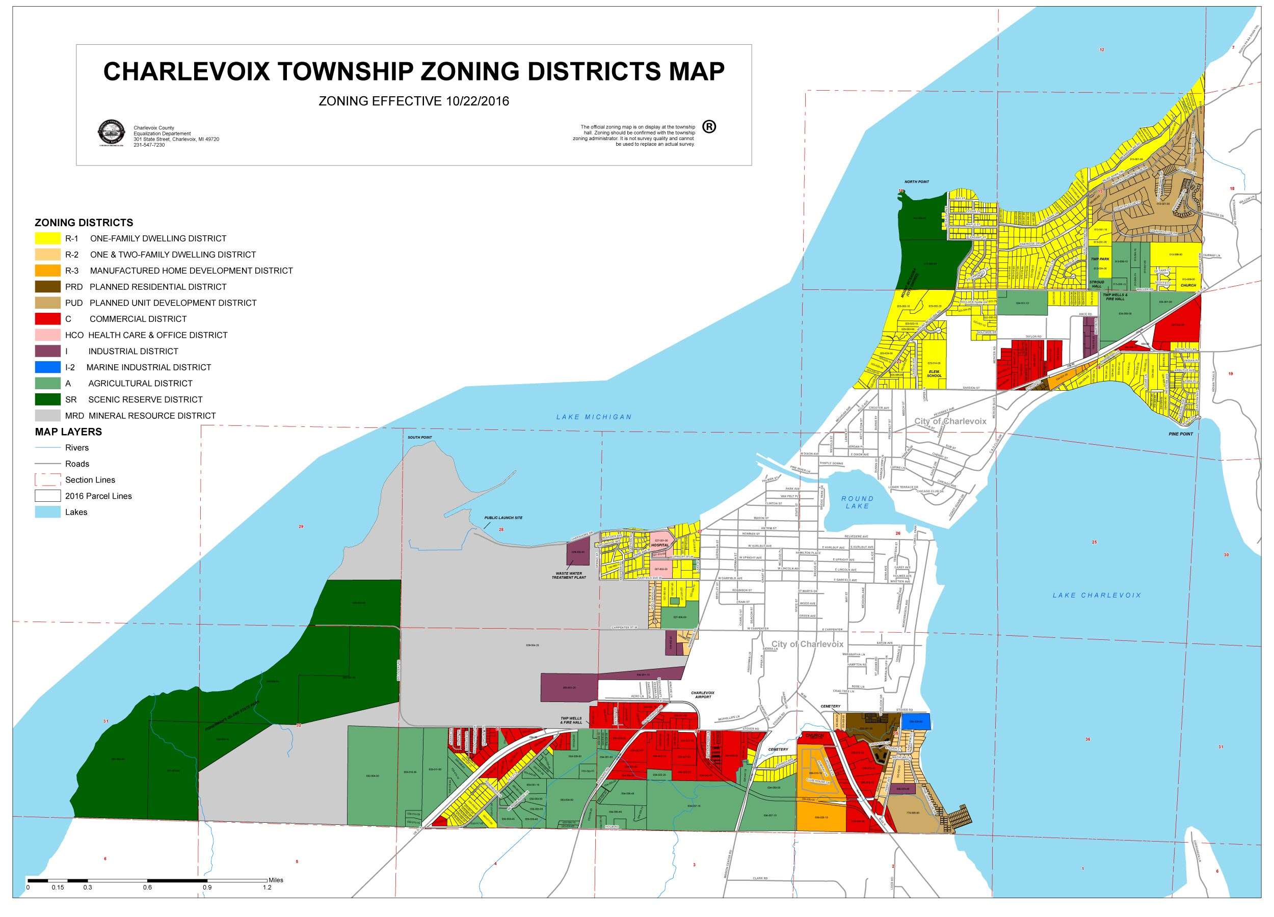 charlevoix-twp-zoning-map-effective-10-22-16-to-present